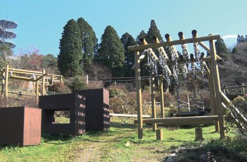 六甲山アスレチックパークGREENIA イメージ